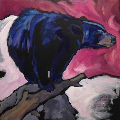 """""""Balance (Larger Version)"""" original fine art by Kat Corrigan"""