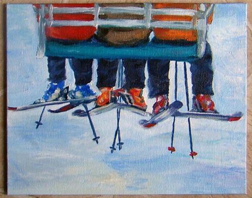 """Untitled"" original fine art by Kristen Dukat"