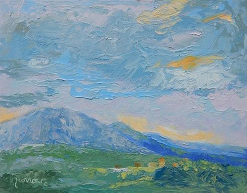"""""""Valley Treasures"""" original fine art by Sue Furrow"""