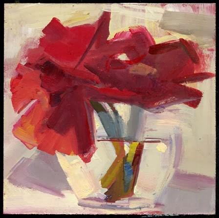 """""""1658  Still"""" original fine art by Lisa Daria"""