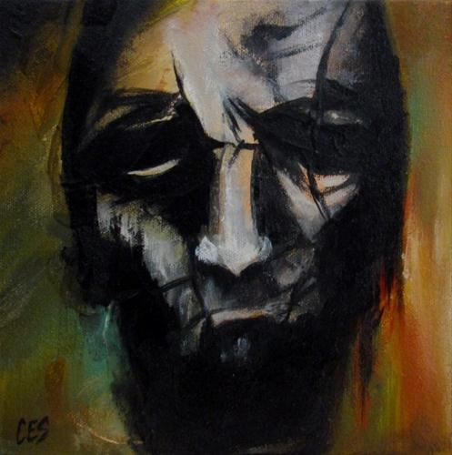 """The Butcher"" original fine art by ~ces~ Christine E. S. Code"