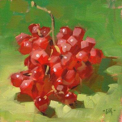 """Pile On"" original fine art by Carol Marine"