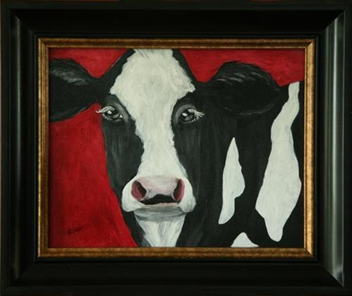 """harriette"" original fine art by Sunny Williams"