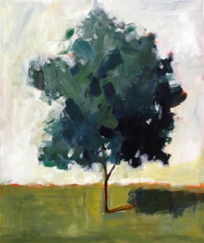 """""""Tree Beauty"""" original fine art by Pamela Munger"""