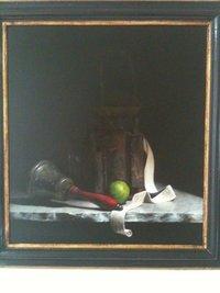 """""""Still Life"""" original fine art by Jonathan Aller"""