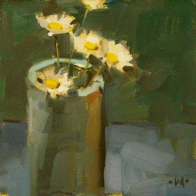 """Sunny Side Up"" original fine art by Carol Marine"