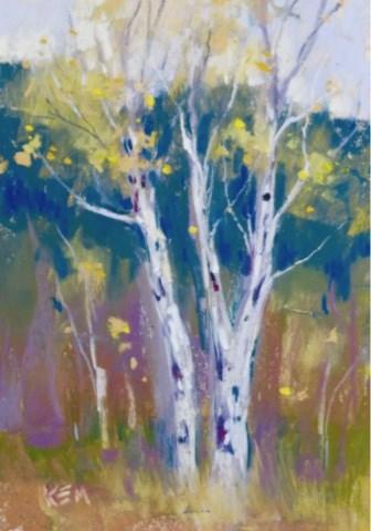"""Inspiration in Colorado"" original fine art by Karen Margulis"