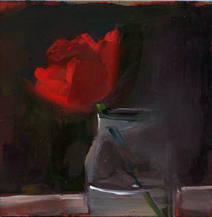 """""""#1057 Yardment"""" original fine art by Lisa Daria"""