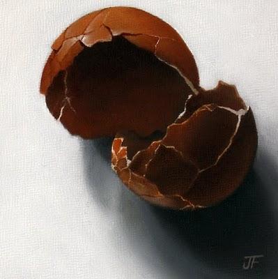 """Sweet Nothings I"" original fine art by Jelaine Faunce"