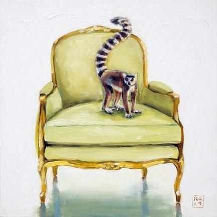 """ringleader"" original fine art by Kimberly Applegate"