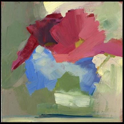 """2499 recount"" original fine art by Lisa Daria"