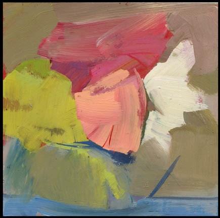 """2545 filtered down"" original fine art by Lisa Daria"