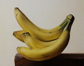 """Bananas"" original fine art by Jonathan Aller"