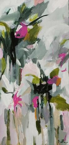 """""""Summer's Not Over"""" original fine art by Pamela Munger"""