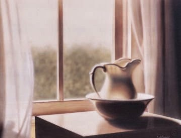 """Morning Light"" original fine art by Fred Schollmeyer"