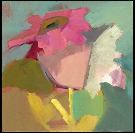 """2544 vines"" original fine art by Lisa Daria"