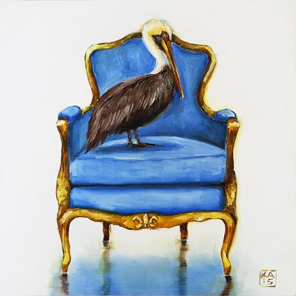 """louisiana love"" original fine art by Kimberly Applegate"