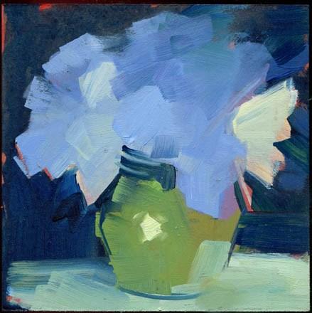"""""""2321 Present Tenses"""" original fine art by Lisa Daria"""