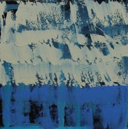 """SUMMER"" original fine art by Linda Popple"