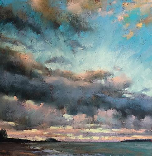 """Maui Morning"" original fine art by Marla Baggetta"