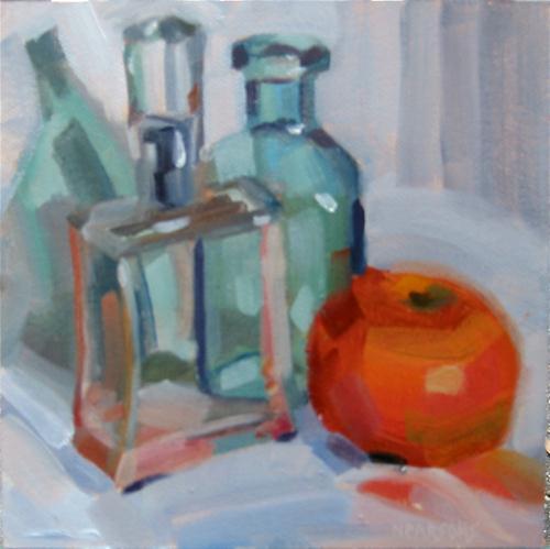 """Glass Houses"" original fine art by Nancy Parsons"