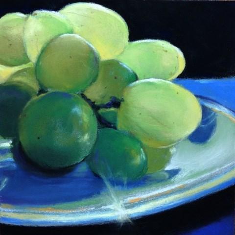 """Sweet Treat"" original fine art by Cindy Gillett"