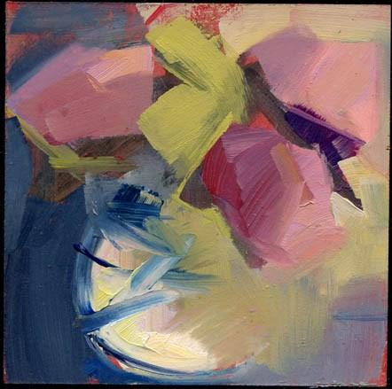 """""""2223 Sandy Springs"""" original fine art by Lisa Daria"""