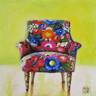 """""""summer breeze"""" original fine art by Kimberly Applegate"""