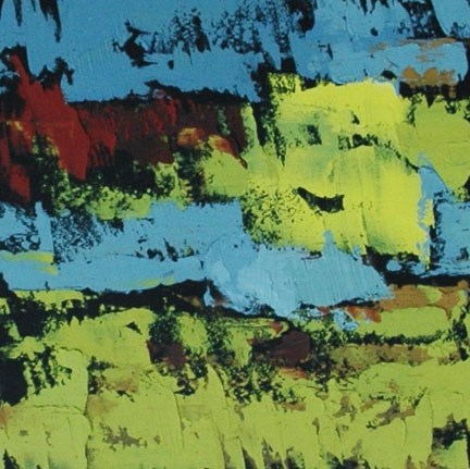 """AUTUMN"" original fine art by Linda Popple"