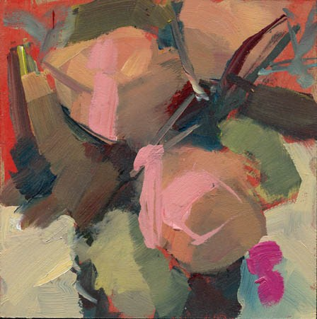 """1374 Side"" original fine art by Lisa Daria"