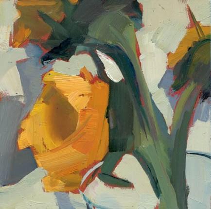 """""""#1080 Go"""" original fine art by Lisa Daria"""