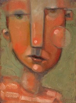 """""""Whippersnapper"""" original fine art by Brenda York"""