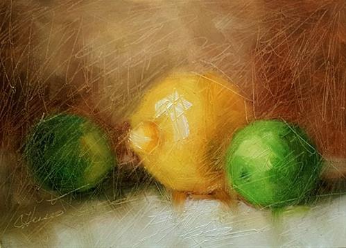 """Untitled"" original fine art by Cindy Haase"