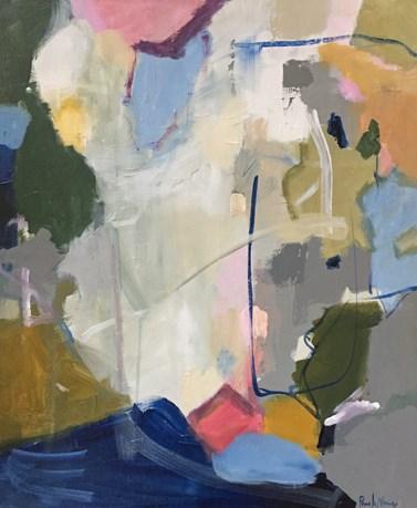 """""""All Who Wander"""" original fine art by Pamela Munger"""