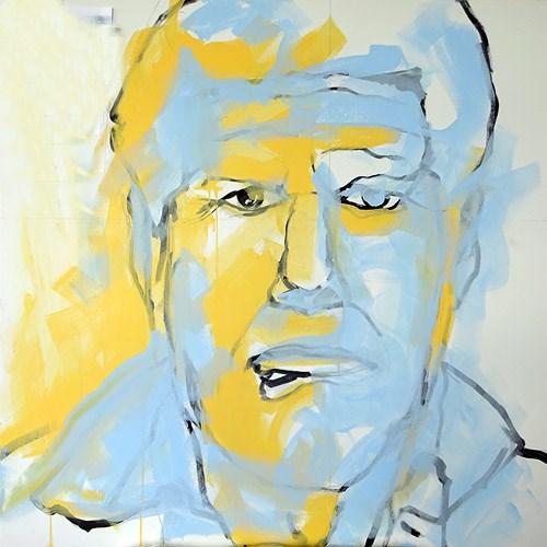 """""""1779 Portraot Workshop - Day 2"""" original fine art by Dietmar Stiller"""