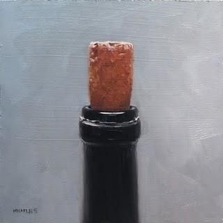"""Corked No.2"" original fine art by Michael Naples"