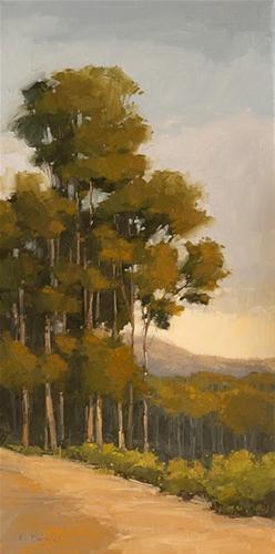 """American Art Collector Article!"" original fine art by Laurel Daniel"