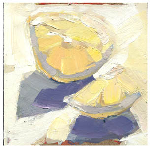 """#788 Refresh"" original fine art by Lisa Daria"