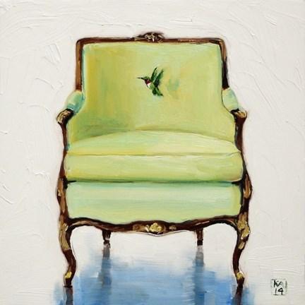 """fly"" original fine art by Kimberly Applegate"