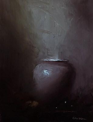 """""""Violet Haze"""" original fine art by Neil Carroll"""