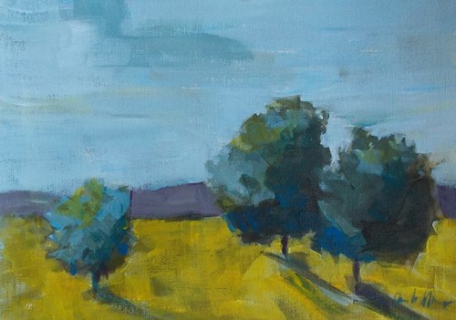 """Light in August"" original fine art by Pamela Munger"