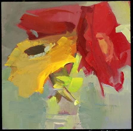 """""""1651 Dawdle"""" original fine art by Lisa Daria"""