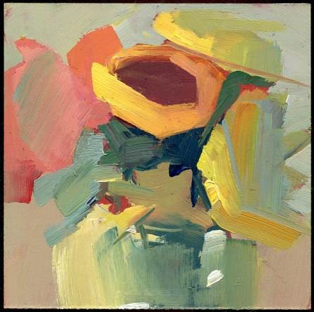 """2353 Walden Woods"" original fine art by Lisa Daria"