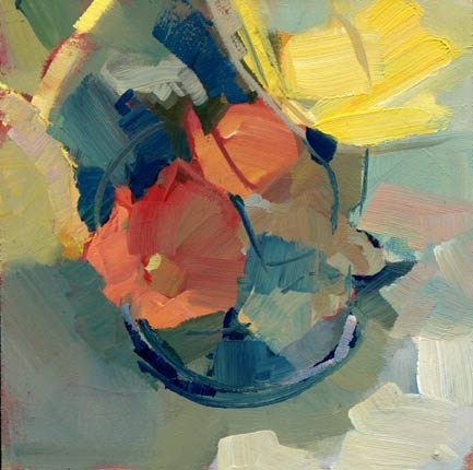 """1203 Even"" original fine art by Lisa Daria"