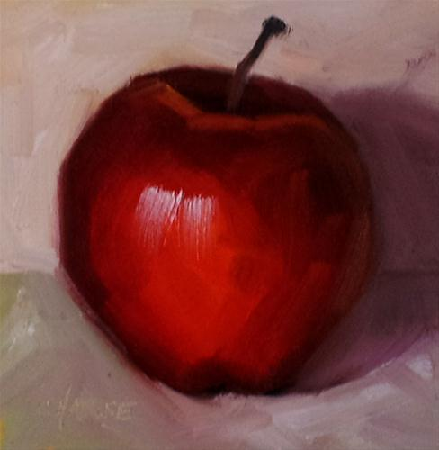 """In Honor Of"" original fine art by Cindy Haase"
