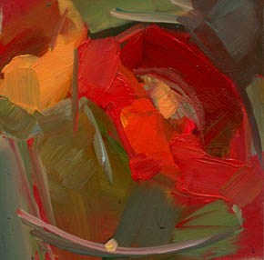 """1214 Reunited"" original fine art by Lisa Daria"