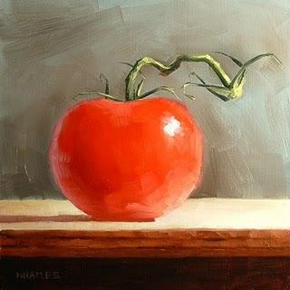 """""""Detached"""" original fine art by Michael Naples"""