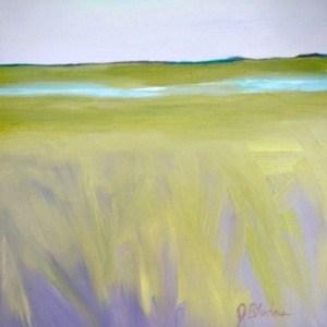 """Sonoma Stream"" original fine art by Janet Bludau"