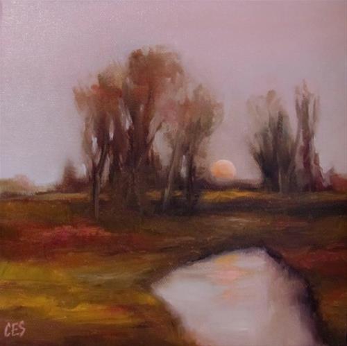 """""""October Rust"""" original fine art by ~ces~ Christine E. S. Code"""