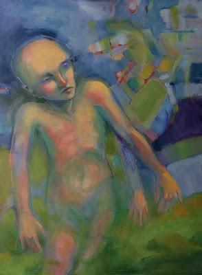 """'Fly Away"" original fine art by Brenda York"